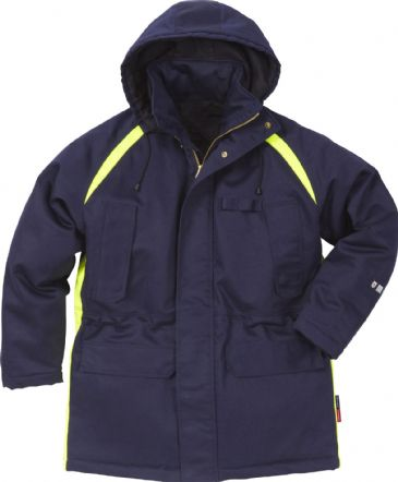 Fristads Flame Winter Parka 4033 FLI (Dark Navy)